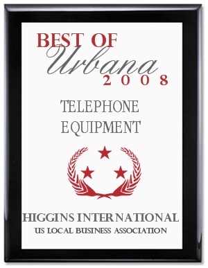 Best of Urbana - Telephone Equipment