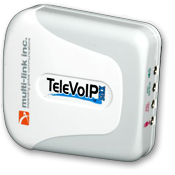 The Multi-Link TeleVoIP Stick